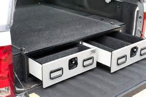Pickup Bed Drawers A R E Pickup Vault Installation Medium Duty Work Truck Info