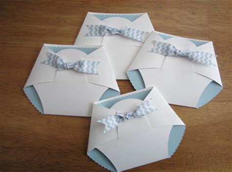Handmade Baby Shower Invitations Ideas - handmade baby shower invitations baby shower decoration