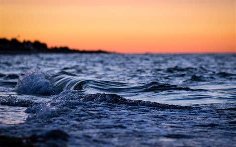 ocean wallpaper for macbook ocean sunsets wallpaper hd desktop wallpapers 4k hd