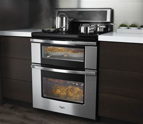 Oven Stove whirlpool induction oven freestanding range