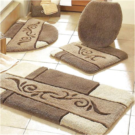 how to shop around for bath rug sets bellissimainteriors