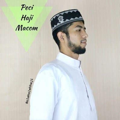 Peci Murah Berkualitas Kopiah Sufi Rajut Oleh Oleh Haji Umroh Grosir peci haji marcom oleh oleh haji