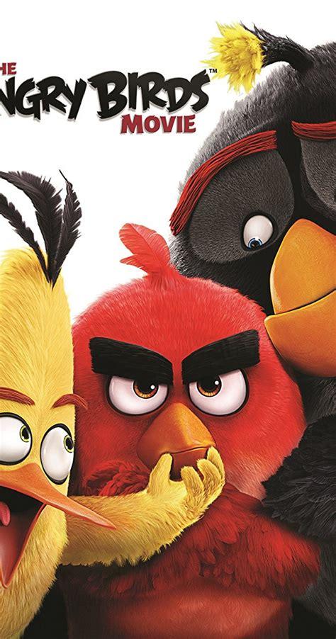 The Angry Birds Petualangan Keren Rovio angry birds 2016 imdb