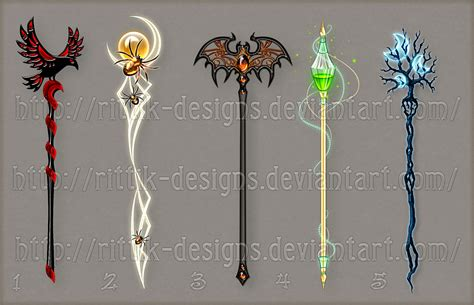 moon diadem free stock by rittik designs on deviantart staff adopts 18 closed halloween set by rittik designs