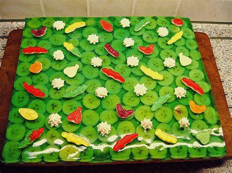 wackelpudding kuchen kindergeburtstag bananenkuchen cookie chefkoch de