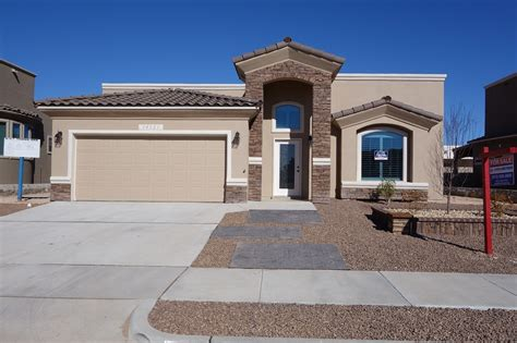 home builders in el paso tx