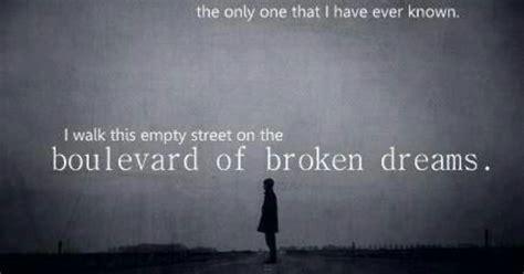 boulevard of broken dreams green day karoke boulevard of broken dreams green day