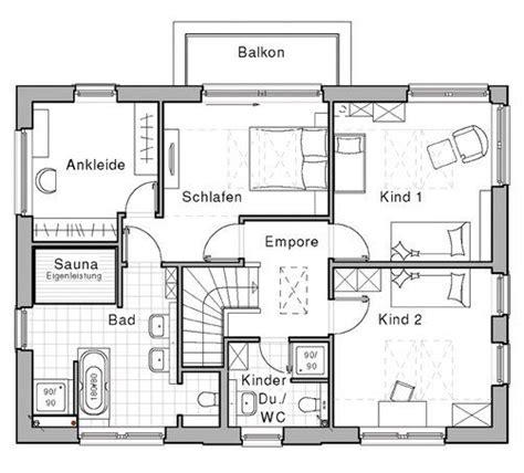 wohneinrichtung ideen schlafzimmer mit bad und ankleide grundriss dachgeschoss quot edition 425 wohnidee haus quot