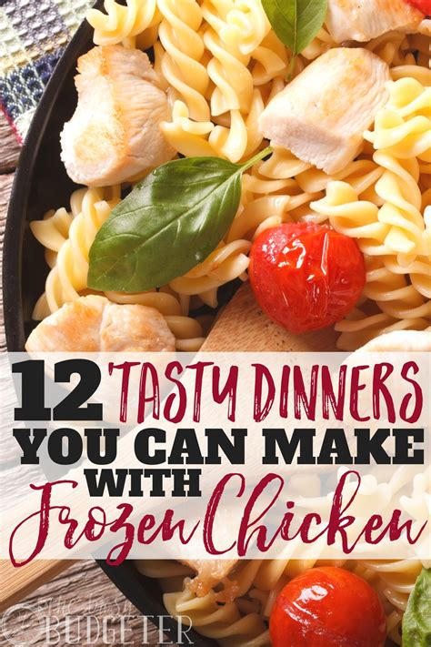 top 28 food you can make with chicken 24 cheap and