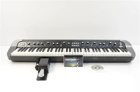 Keyboard Korg Sv1 korg sv1 73 stage vintage piano 73 key black sv 1 reverb