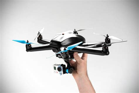 Drone Hexo hexo 6 rotors multicopter wants you to dispense with