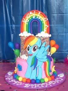 Rainbow Dash Cake Template by Pony Rainbow Dash Birthday Cake Cake By Caroline