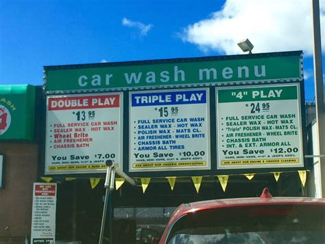 Car Detailing Port St Fl by Photos For Amoco Car Wash Lube Yelp