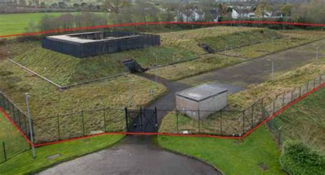 Huf Nuclear nuclear bunker for sale in ballymena county antrim