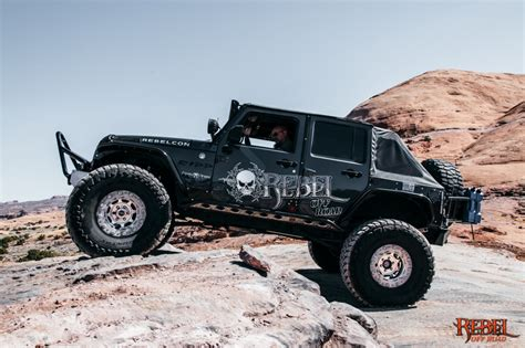 2016 jeep rebel rebel road goes to easter jeep safari 2016