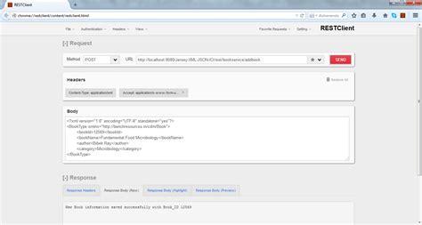 jersey url pattern web xml jersey 2 x web service using both json xml exle