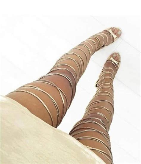 thigh high tie up heels gold lace up high heels qu heel