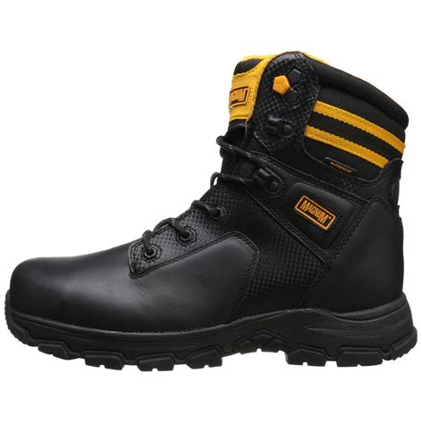 slip resistant boots for magnum mens precision iii waterproof composite toe work