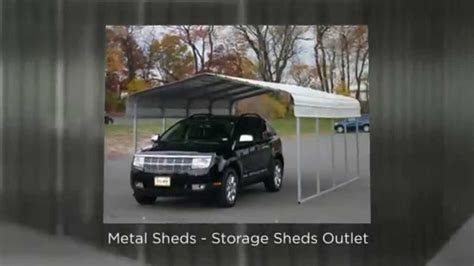 Storage Sheds Outlet by Metal Sheds Moreno Valley Ca 92553 877 689 0730 Call Now