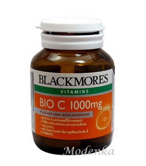 Vitamin C Blackmores 1000 Mg