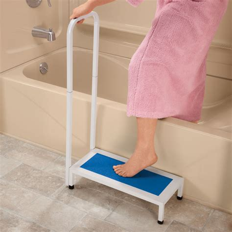 Bathtub Step Stool Elderly by Bath Safety Step Bath Step Stool Shower Step Stool Easy Comforts