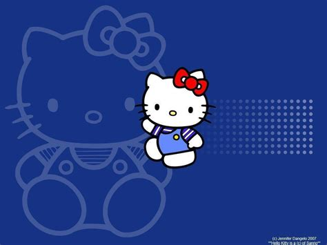 hello kitty twitter themes for android blue hello kitty wallpapers wallpaper cave