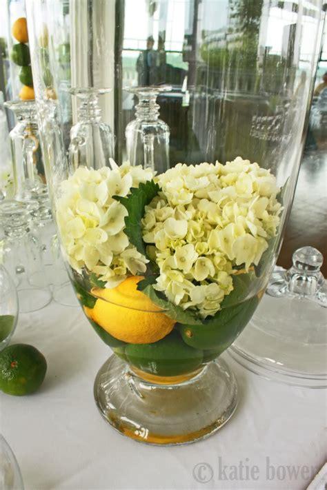 a lemon lime wedding wedding purple hydrangeas and flower