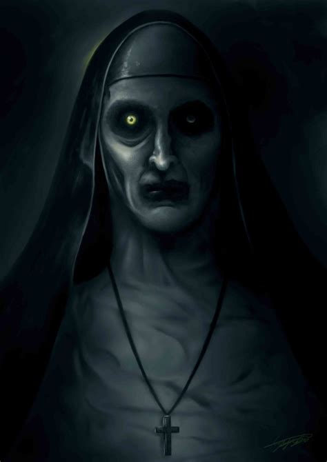 film valak valak demon nun the conjuring 2 by servant38 on deviantart
