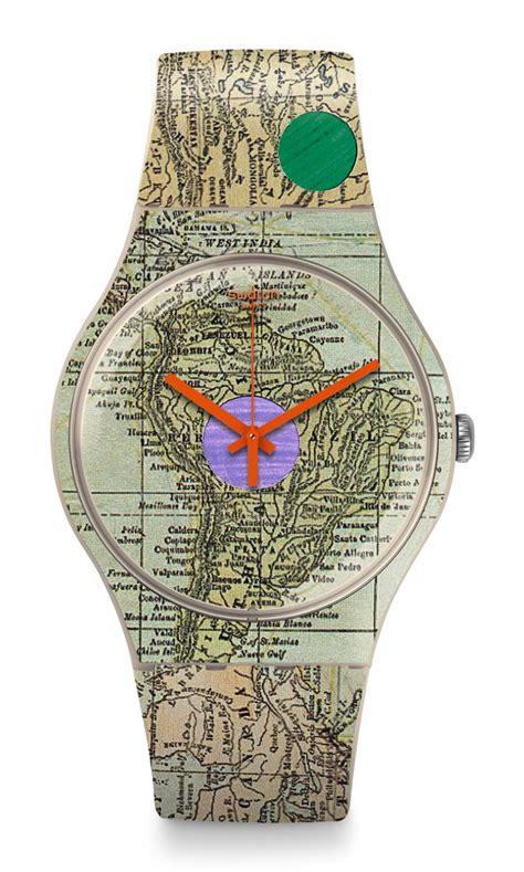 Swatch Chrono Map reloj swatch this is my map suoz198s relojes swatch