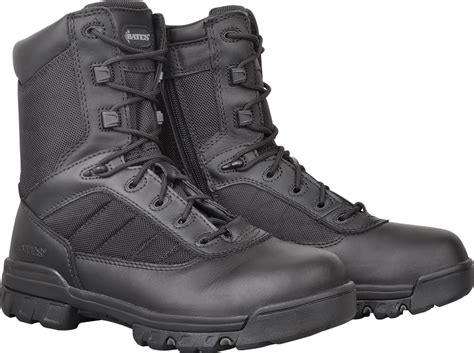 Sepatu Boot Tactical Unitewin 8in bates 8 inch tactical side zip boots
