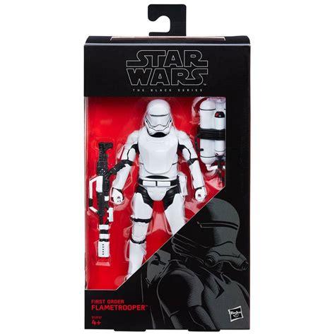Soft Black Series By Order wars black series 6 inch order flametrooper episode vii the store