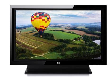 Tv Hp hp ships new lcd and plasma tv lineup slashgear