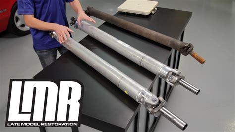 mustang aluminum driveshaft mustang aluminum driveshaft review ford racing m 4602 g