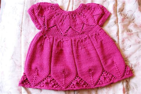baby dress free knitting pattern knit this baby dress again free pattern knitting