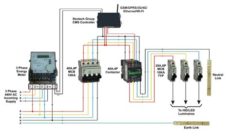 electric meter wiring diagram efcaviation