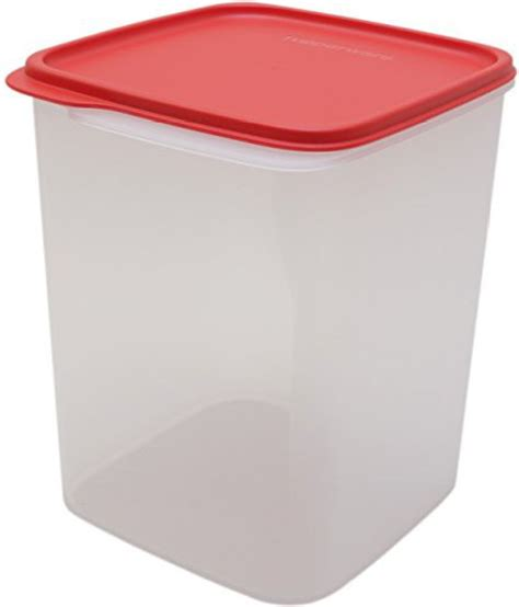 Murah Tupperware Smart Saver Square 1 Modular Mates Wadah Kotak tupperware square smart saver container 5 5 litres color may vary available at snapdeal for rs 750