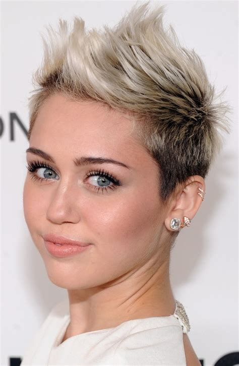 how to style miley cyrus hairstyle 16 pompadour quiff hairstyles for women pretty designs