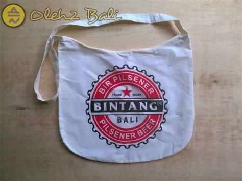 Tas Kotak Rotan Bali tas selempang bir bintang oleh2bali kerajinan bali