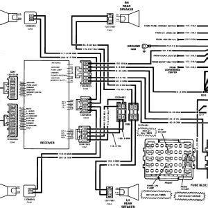 chevy silverado radio wiring diagram  wiring diagram