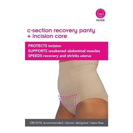 c section recovery week 4 c section recovery panty plus incision care