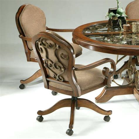 Dining Room Set With Swivel Chairs Inspirational Kitchen Table Chairs That Swivel Kitchen Table Sets