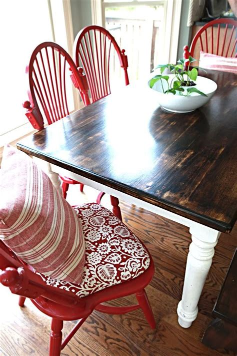 different ways to paint a table 1036 best images about repurposed furniture on pinterest
