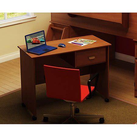 south shore imagine small desk in cherry walmart