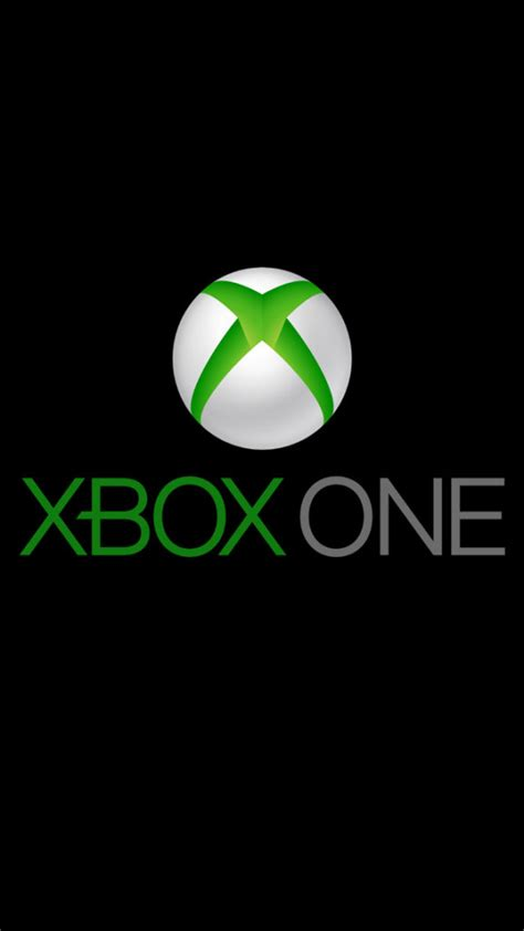 free wallpaper xbox one xbox one logo iphone 6 6 plus and iphone 5 4 wallpapers