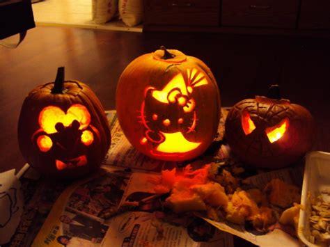 sanrio pumpkins  pumpkin creation  joanne