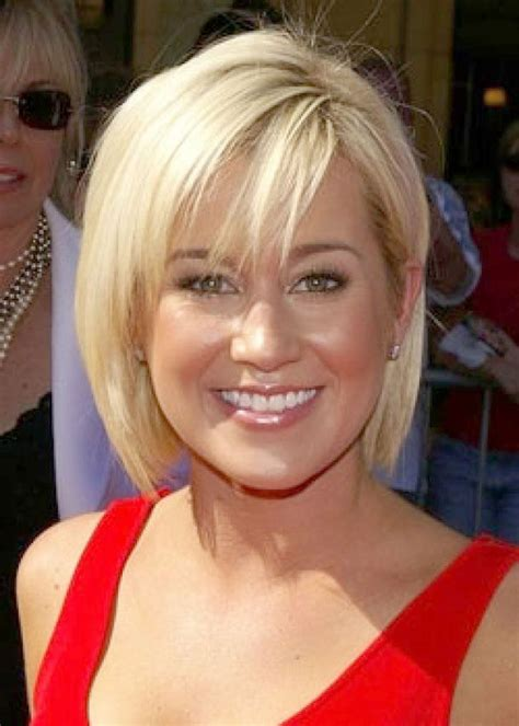 best bob for thinning hair round faces short hairstyles for round faces women over 40 hair