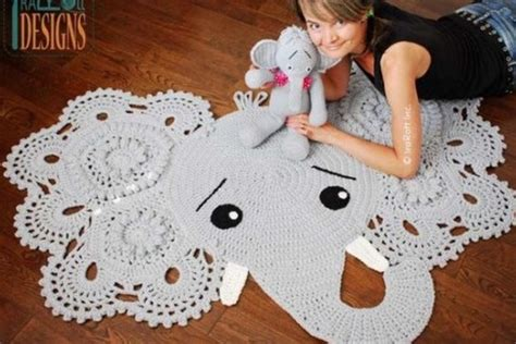 Elephant Rug Crochet Pattern Free by Orange Blossom Crochet Blanket Free Pattern The Whoot