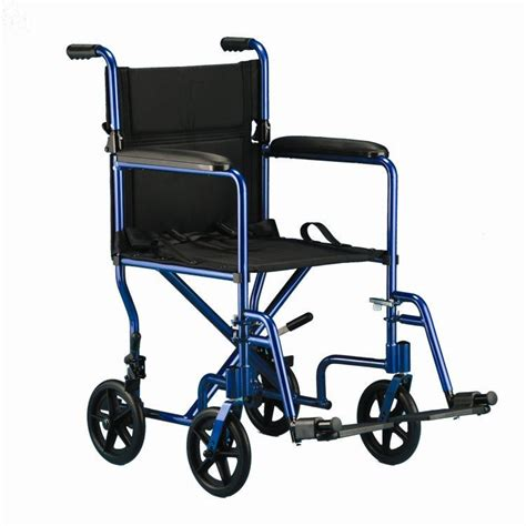Transfer Chair by Invacare 19 Quot Transport Wheelchair Folding Lightweight