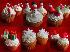 Easy christmas cupcake designs and decorating ideas family holiday