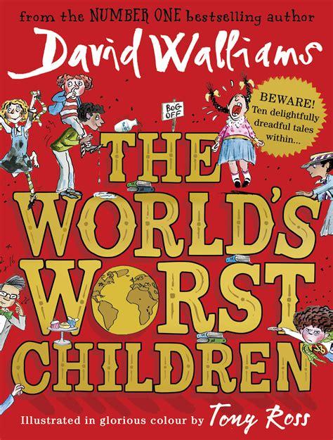 Children S Book 2 the world s worst children the world of david